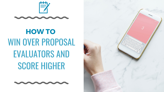 how to win over proposal evaluators- strategies to score higher