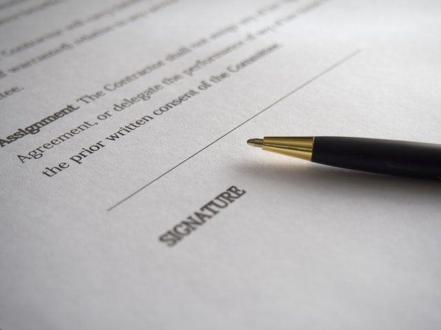 signed agreement small business teaming.jpeg